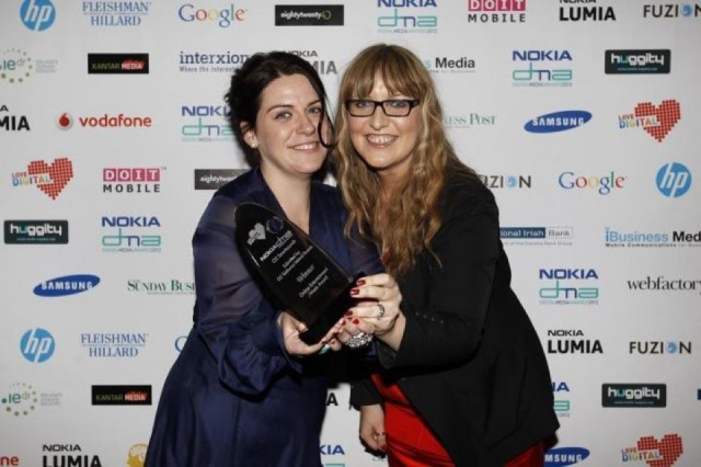 Online Entertainment Awards for O2 Smartsounds